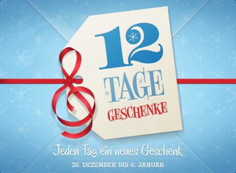 """Alle Jahre wieder: """"iTunes – 12 Tage Geschenke"""""""