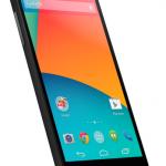 Bildschirmfoto Nexus 5