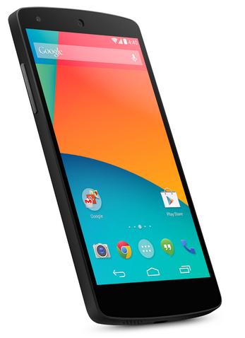 Nexus 5 gekauft und am Start