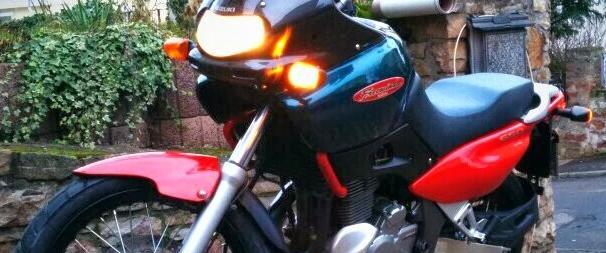 Motorradausfahrt – Kreershäuschen