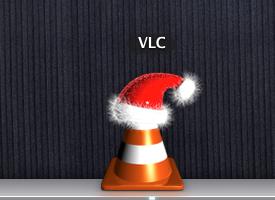 Weihnachten mit VLC
