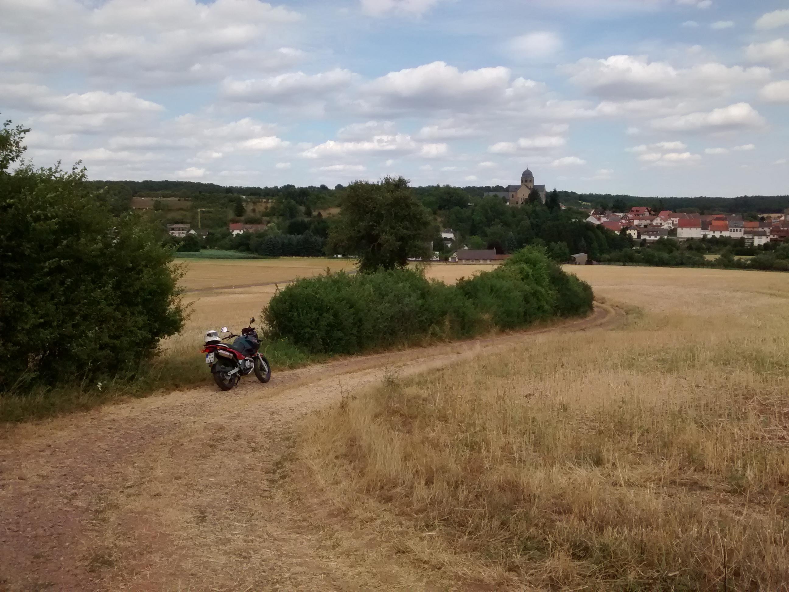 Kurze Ausfahrt über Sponheim