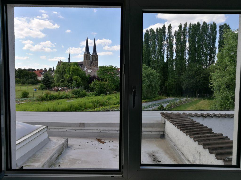 Merkurist - Mainz - Fensterblick