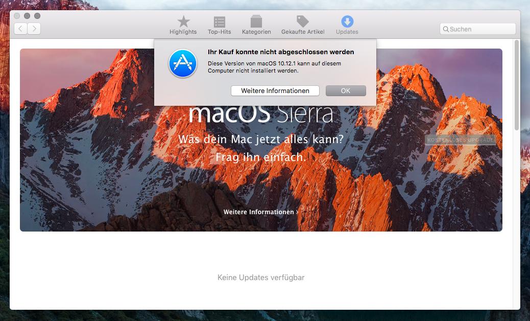 Apple was soll das denn?