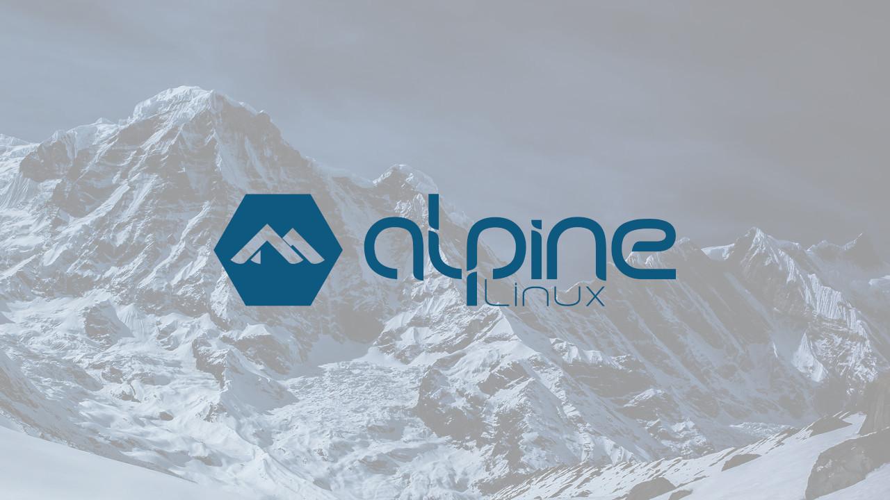 Alpine Linux – mein kleiner Liebling